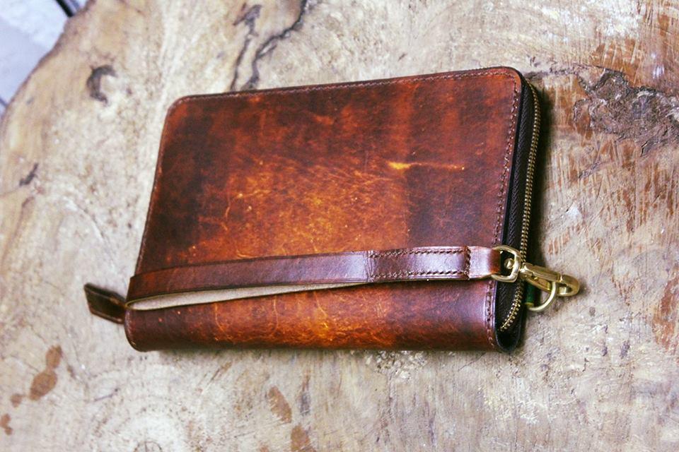 Clutch Nam cao cấp Handmade da Veg 26