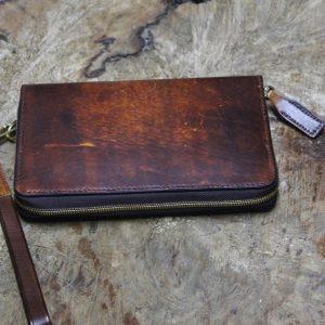 Clutch Nam cao cấp Handmade da Veg 23