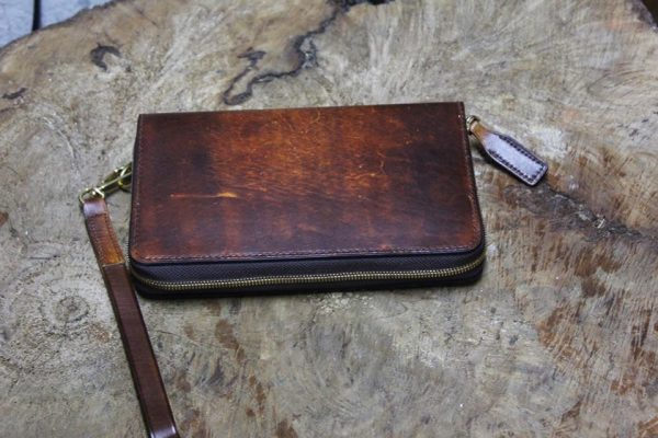 Clutch Nam cao cấp Handmade da Veg 12