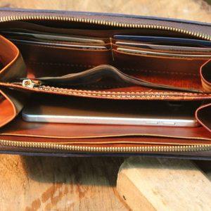 Clutch Nam cao cấp Handmade da Veg 22