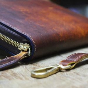 Clutch Nam cao cấp Handmade da Veg 21