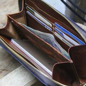 Clutch Nam cao cấp Handmade da Veg 18
