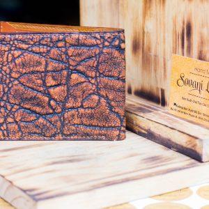 Ví da voi handmade, Elephant Leather 15