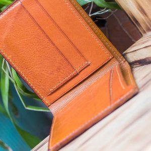 Ví da voi handmade, Elephant Leather 13