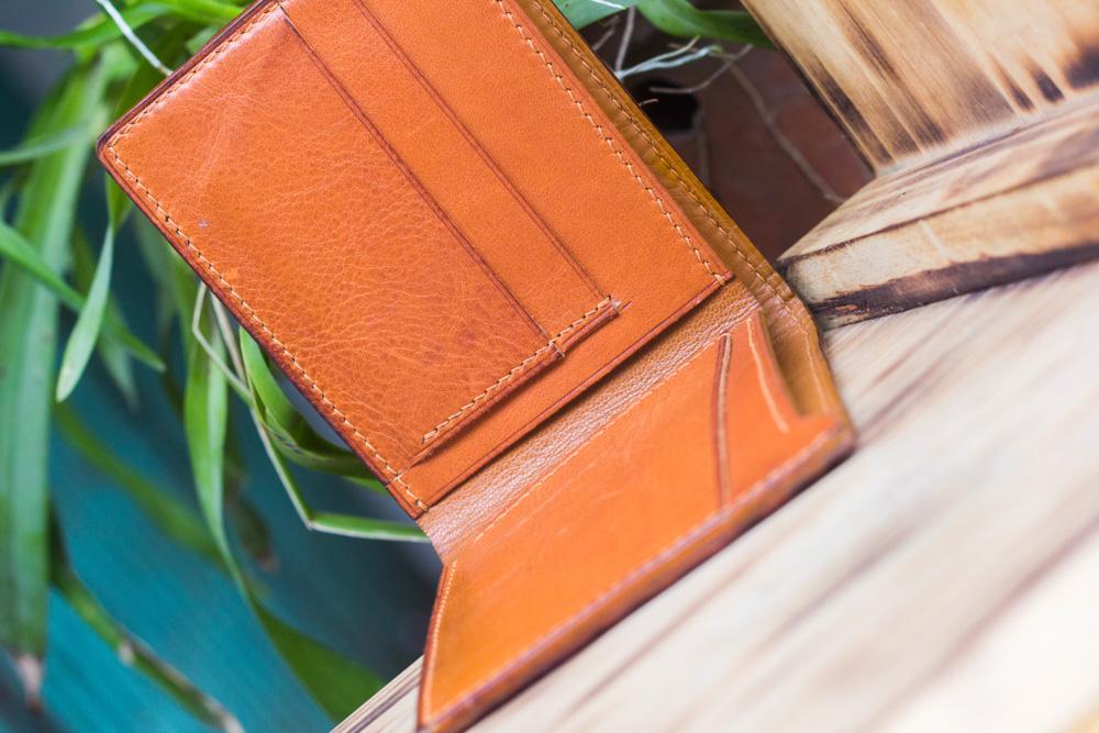 Ví da voi handmade, Elephant Leather 26
