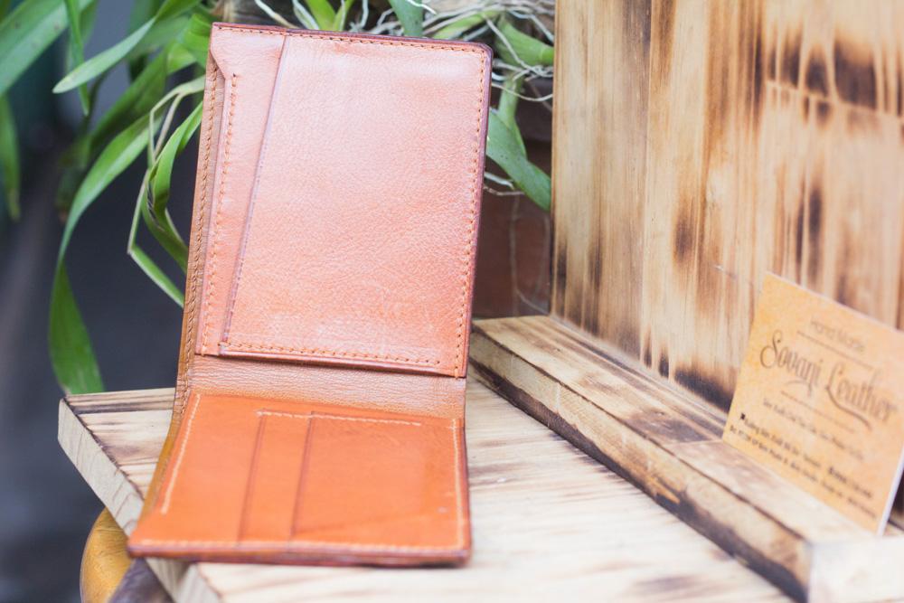 Ví da voi handmade, Elephant Leather 27