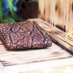 Ví da voi handmade, Elephant Leather 12