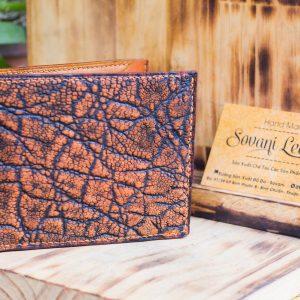 Ví da voi handmade, Elephant Leather 11