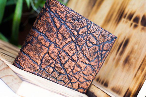 Ví da voi handmade, Elephant Leather 4