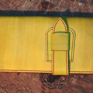 Ví nữ dáng dài - Handmade với chất liệu da bò thật 100% 25