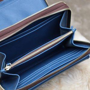 Zip đôi Handmade thiết kế độc đáo - Xanh dương 11