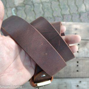 Thắt lưng nam, Dây lưng nam cao cấp - Sovani Leather 50