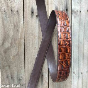 Thắt lưng nam, Dây lưng nam cao cấp - Sovani Leather 99