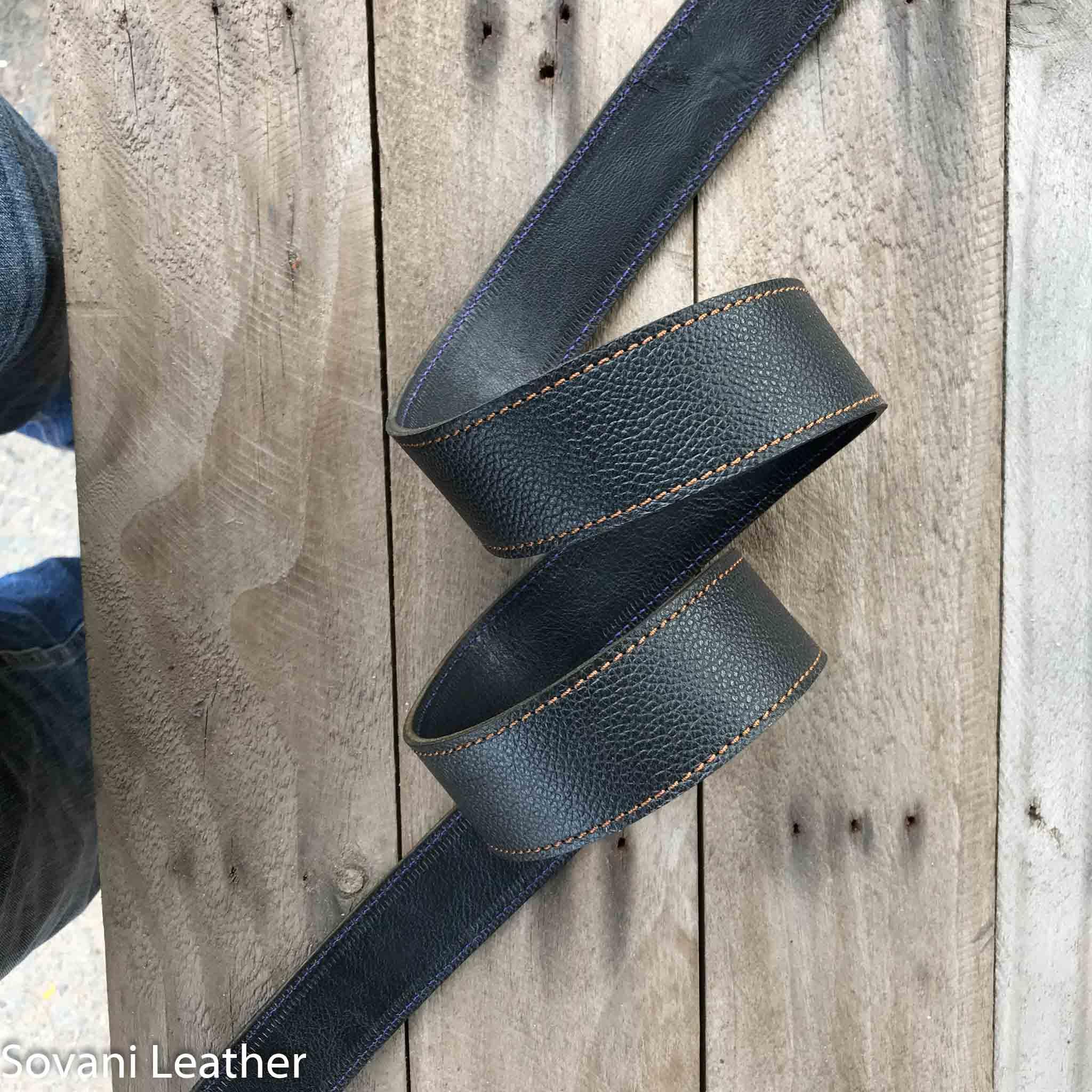 Thắt lưng handmade 3 lớp, Không mặt 16