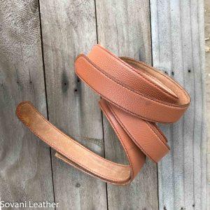 Thắt lưng nam, Dây lưng nam cao cấp - Sovani Leather 68