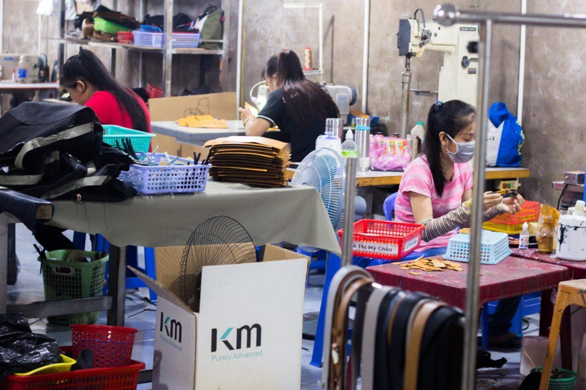 Xưởng đồ da Sovani Leather
