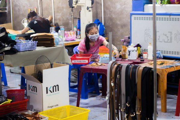 Xưởng sản xuất, gia công đồ da - Sovani Leather 11