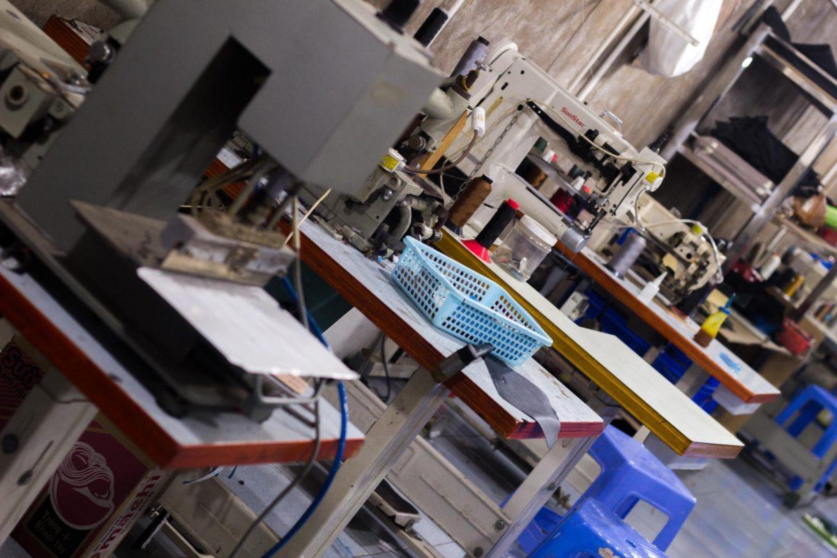 Xưởng sản xuất, gia công đồ da - Sovani Leather 12