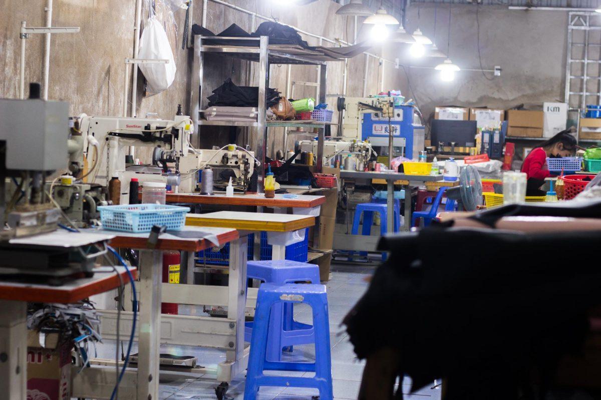 Xưởng sản xuất, gia công đồ da - Sovani Leather 13