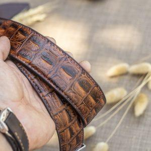 Thắt lưng nam, Dây lưng nam cao cấp - Sovani Leather 28