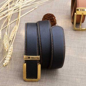 Thắt lưng handmade da bò Mill Italy 13