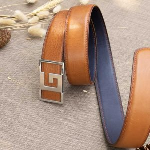 Thắt lưng nam, Dây lưng nam cao cấp - Sovani Leather 63