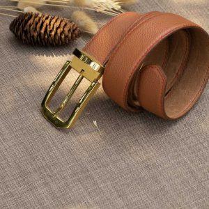 Thắt lưng nam handmade, da bò mill 12