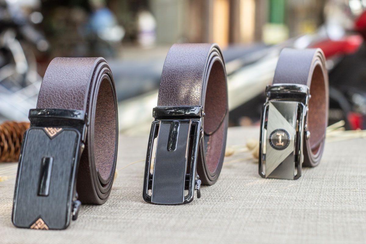 4 tiêu chí để lựa chọn xưởng sản xuất thắt lưng, chất lượng cao 1