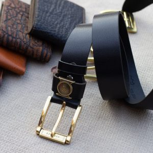 Thắt lưng nam, Dây lưng nam cao cấp - Sovani Leather 5