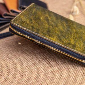 Cluth nam nữ handmade vàng rêu 11