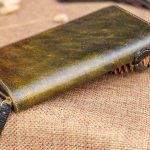 Cluth nam nữ handmade vàng rêu 12