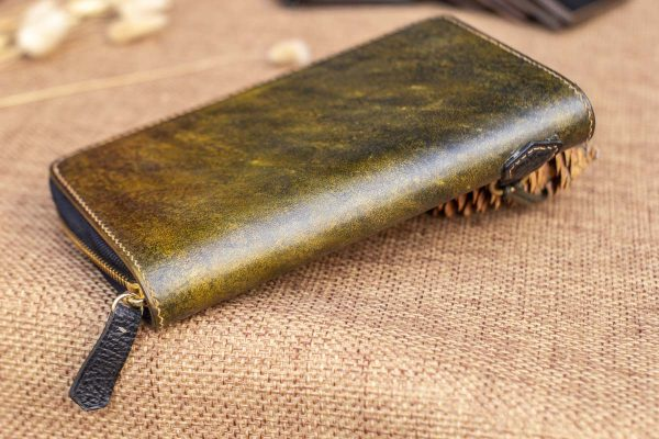 Cluth nam nữ handmade vàng rêu 7