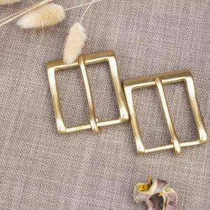 Mặt khóa thắt lưng đồng, Kiểu khóa kim 04 11