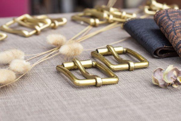 Mặt khóa thắt lưng đồng, Kiểu khóa kim 07 3