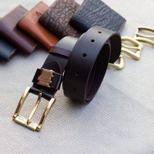 Thắt lưng nam, Dây lưng nam cao cấp - Sovani Leather 3