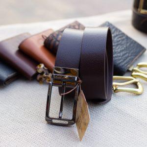 Thắt lưng nam, Dây lưng nam cao cấp - Sovani Leather 1
