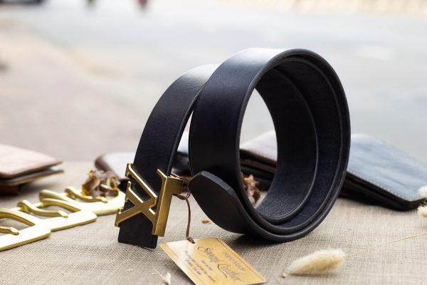 Thắt lưng nam handmade cao cấp, Veg Italy 3