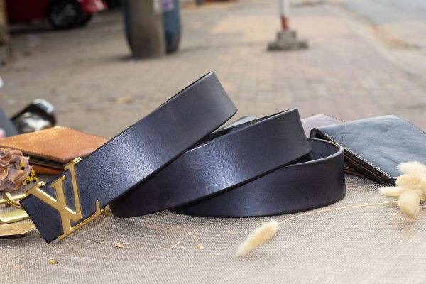 Thắt lưng nam handmade cao cấp, Veg Italy 9
