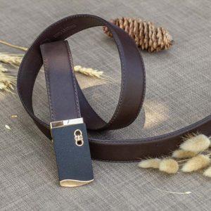Thắt lưng nam, Dây lưng nam cao cấp - Sovani Leather 11