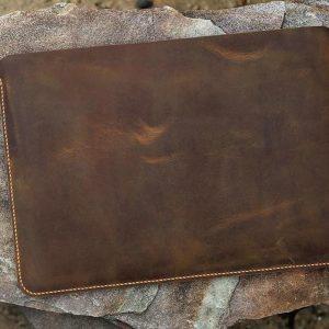 Bao da đựng Macbook handmade 12