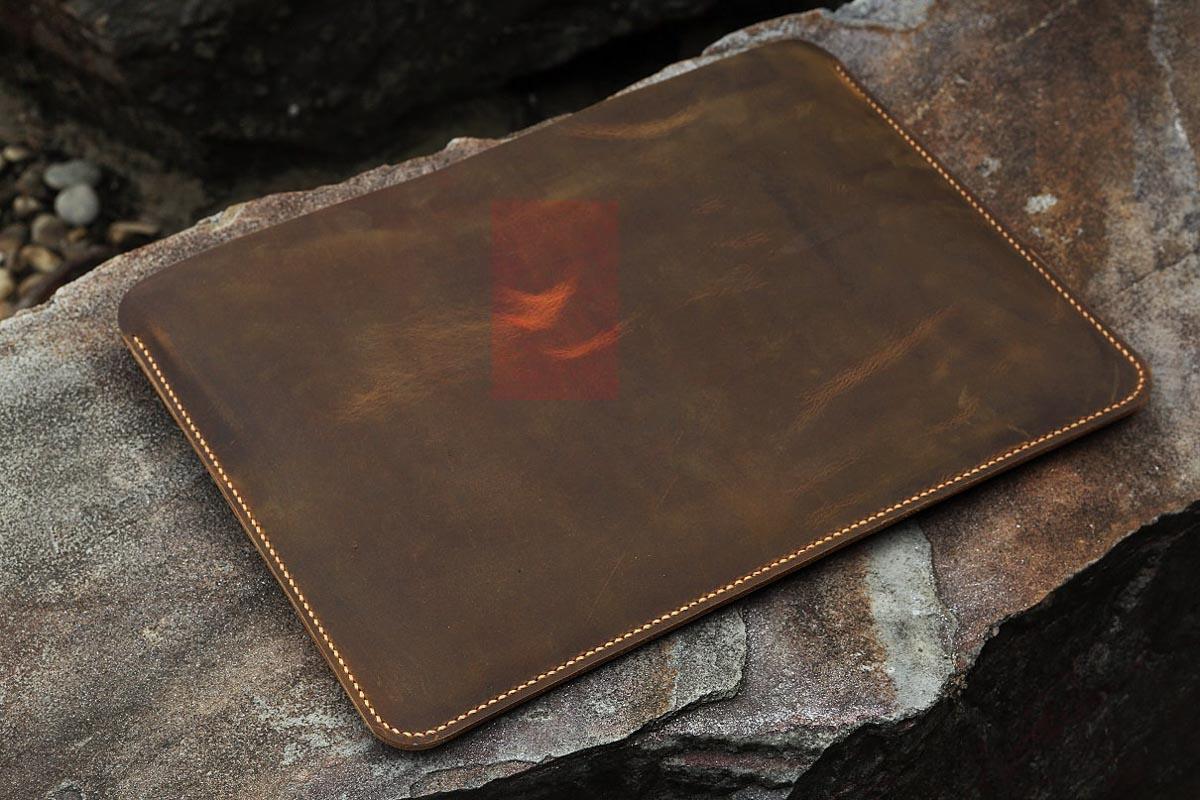 Bao da đựng Macbook handmade 20