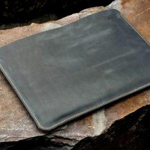 Túi da Macbook handmade, Crazy horse 15