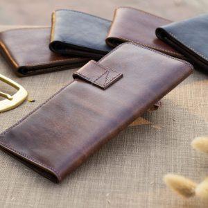 Ví cầm tay nữ handmade, Veg Italy 12