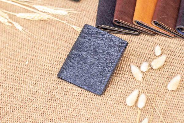 Ví da cá mập handmade, Shark Leather 3