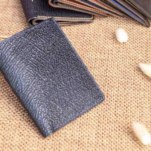 Ví da cá mập handmade, Shark Leather 12