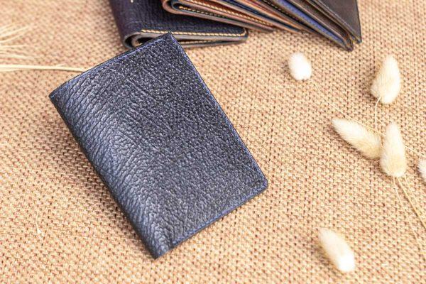 Ví da cá mập handmade, Shark Leather 7