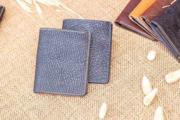 Ví da cá mập handmade, Shark Leather 6