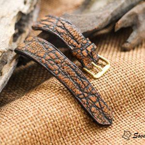 Dây đồng hồ da Voi – Elephant Watch, handmade cao cấp 13