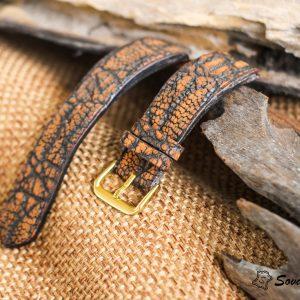 Dây đồng hồ da Voi – Elephant Watch, handmade cao cấp 12