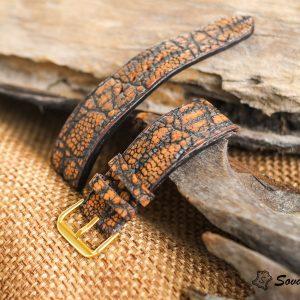 Dây đồng hồ da Voi – Elephant Watch, handmade cao cấp 11